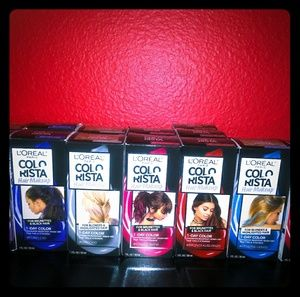 L'OREAL COLORISTA ONE DAY HAIR COLOR